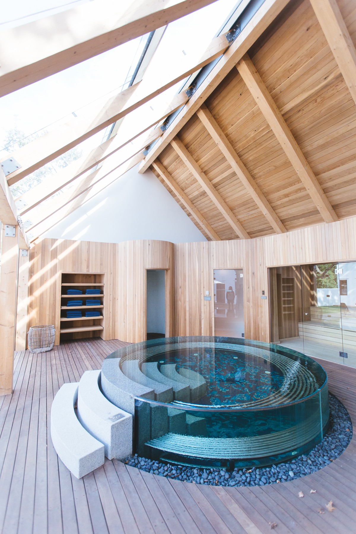 Awesome Hot Tub Deck Design Photograph Of Bathtub Style